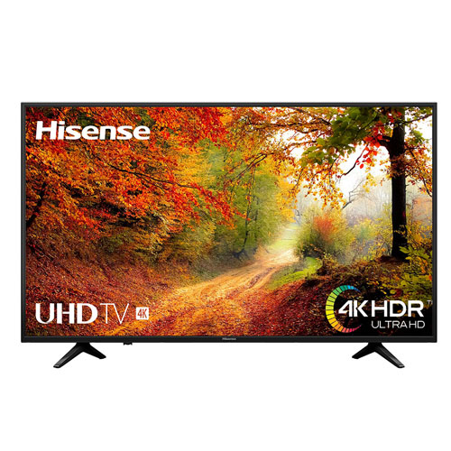 "Televisor Led 65"" 4K Hisense 65A6140 Smart TV"