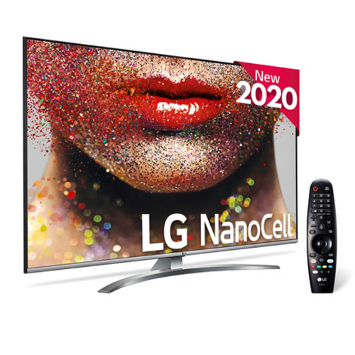 "Televisor LED 65"" 4K Nano Cell LG 65NANO816NA Smart TV A+"