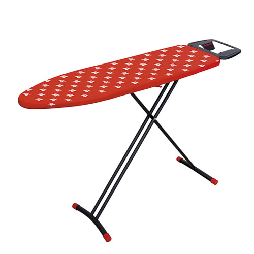 Tabla de planchar 110x32 DI4 Stiro Facile Roja