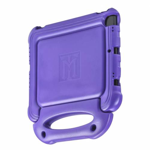 Funda tablet maillon kids stand case samsung t510 purpura