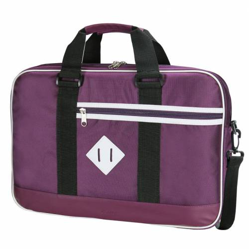 "Maletin e-vitta looker bag 12.5""-13.3"" purpura"