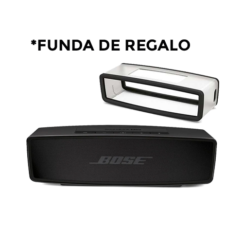 Altavoz Bose Sound Link Mini II Negro Bluetooth