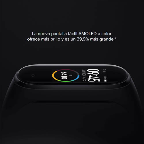 Mi Band 4 Feature 1