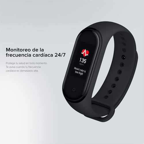 Mi Band 4 Feature 2